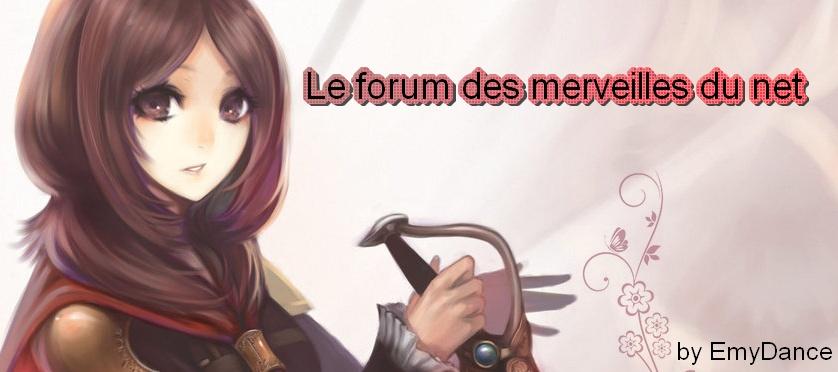 Le Forum des Merveilles du net