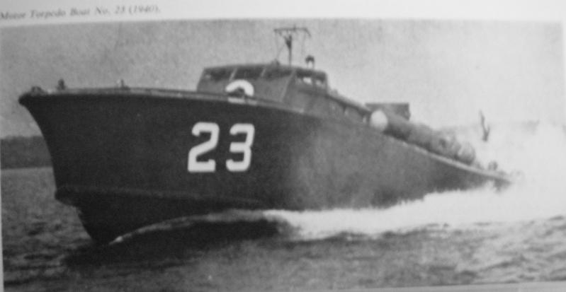 vedette lance torpilles 27