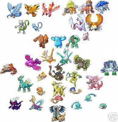 Espace membre blog de mr even - Pokemon legendaire platine ...