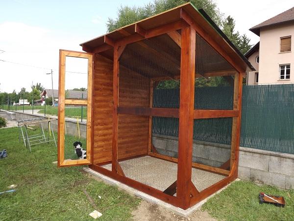 grande cage pour furets. Black Bedroom Furniture Sets. Home Design Ideas