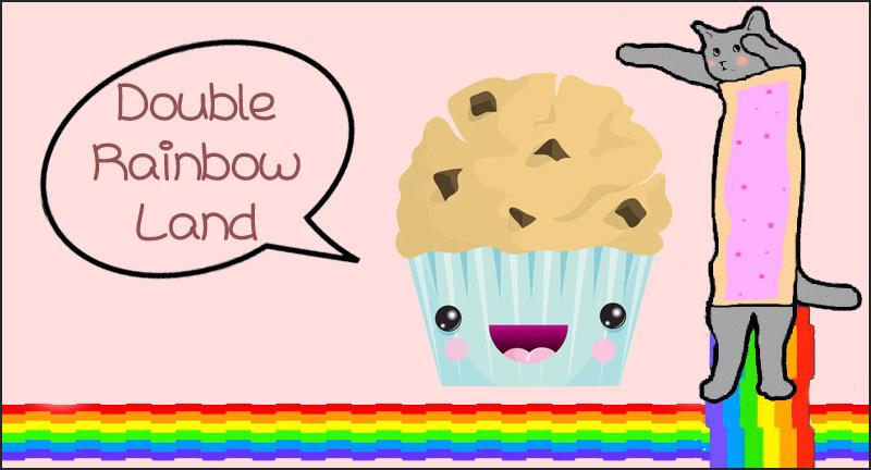 Double Rainbow Land
