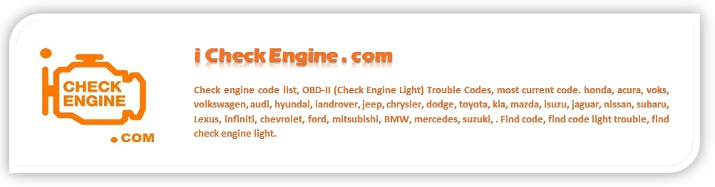 i Check engine .com