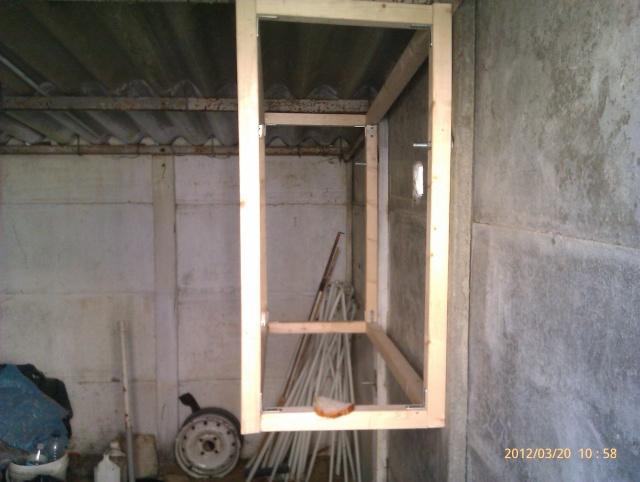 Construction fabrication voli re ext rieur page 2 for Fabrication cage oiseaux exterieur