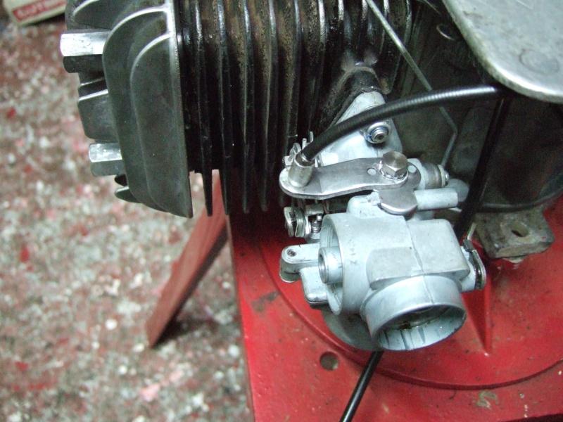 Le combi motostandard terra - Nettoyage carburateur tondeuse ...