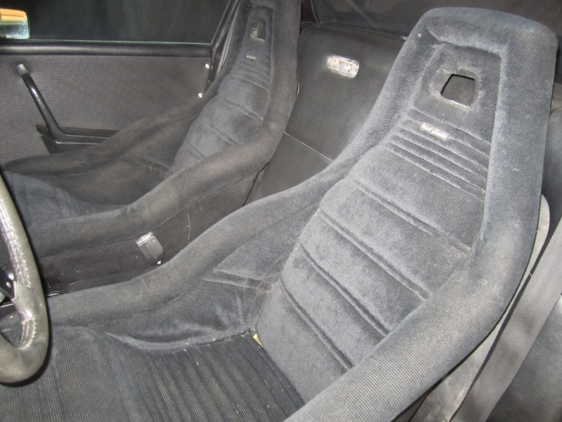 Si ge recaro pour 914 page 1 for Moquette voiture ancienne