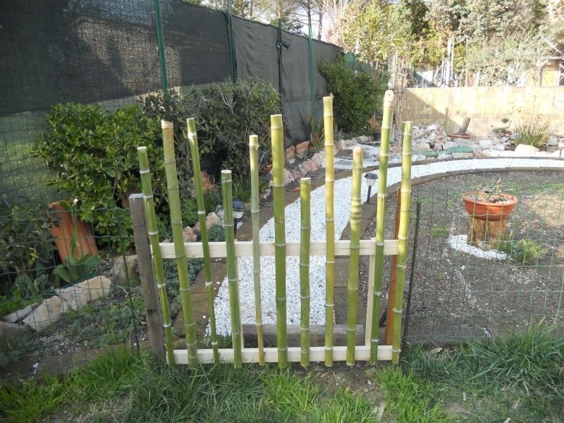 Costruzione del mio giardino for Cancelli di legno per giardino