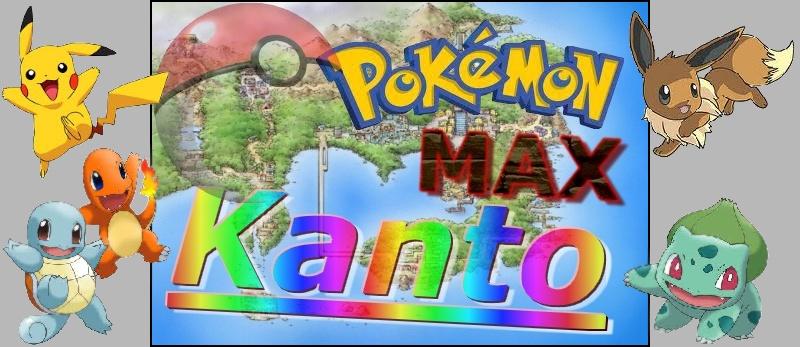 Pokémon MAX Kanto