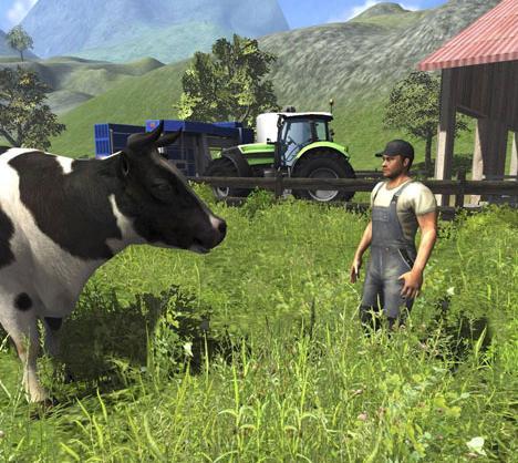 لعبة المزرعة السعيدة 2013 على الكمبيوتر بدون نت بحجم 24 ميجا