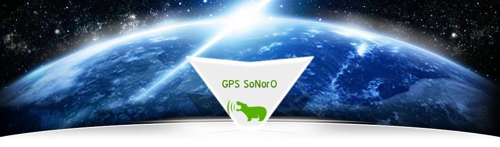 GPS SoNorO