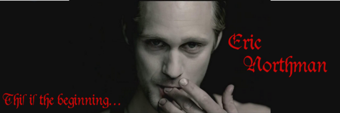 True blood Alexander Skarsgård