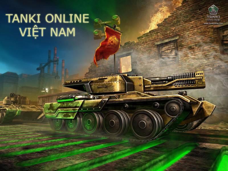 Tanki Online Việt Nam