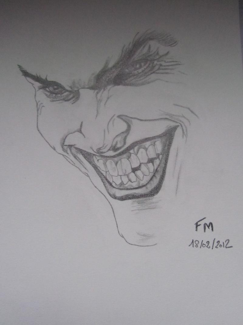 The joker fran ois27 - Le joker dessin ...