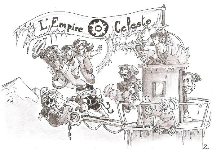 L'Empire Celeste