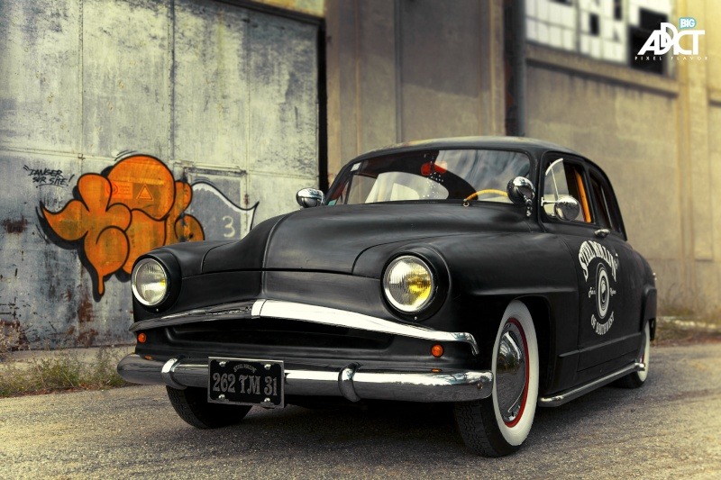 aronde 1957 kustom a vendre. Black Bedroom Furniture Sets. Home Design Ideas