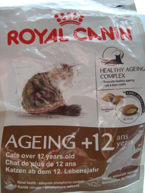 croquettes royal canin pour chats de 12 ans et. Black Bedroom Furniture Sets. Home Design Ideas