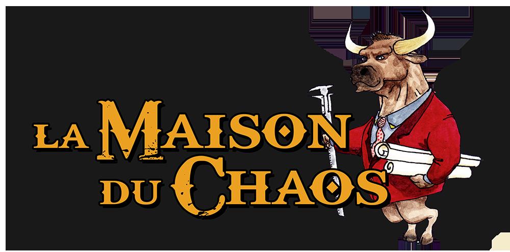 Logo la Maison du Chaos