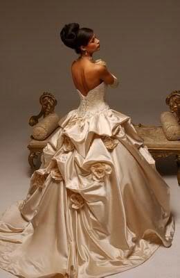 свадебное платье b пышное /b- Мода и.