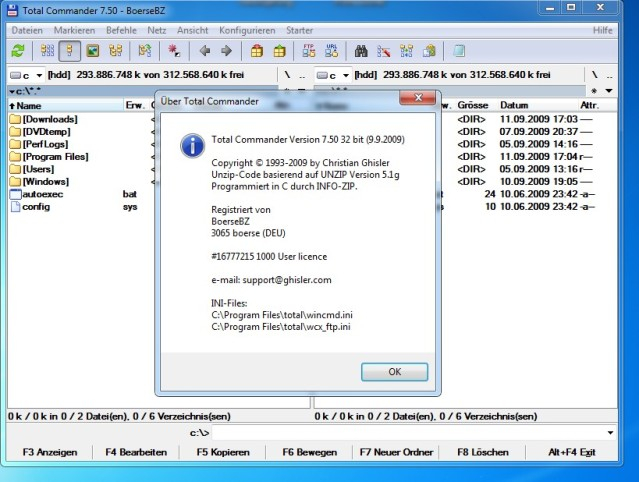 Rapidshare File download Total Commander 7.02a PowerPack 2.15 www.