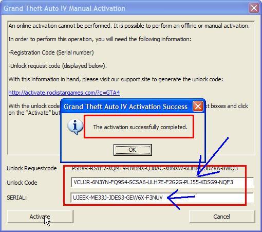 Материал Скачать бесплатный ключ для GTA 4, ключ для GTA IV абсолютно